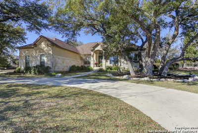 New Braunfels Single Family Home Back on Market: 2665 Red Bud Way