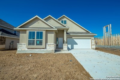 Guadalupe County Single Family Home New: 746 Rain Dance