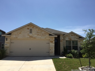 San Antonio Single Family Home New: 8010 Lovela Bend