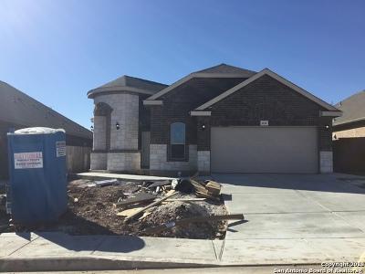 San Antonio Single Family Home New: 8834 Study Butte