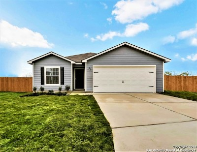 San Antonio Single Family Home New: 2910 Lavender Meadow