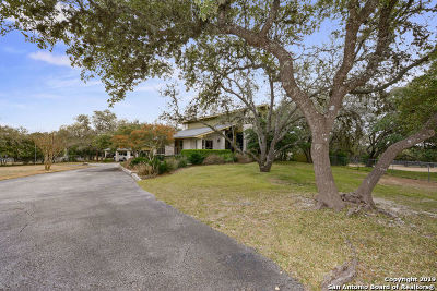 Boerne TX Single Family Home New: $695,000