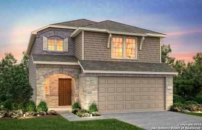 San Antonio Single Family Home New: 12004 Silver Lining