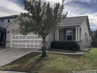 Bexar County, Medina County Single Family Home New: 11014 Geneva Moon