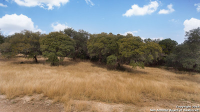 Helotes Residential Lots & Land Back on Market: 1 Canyon Forest