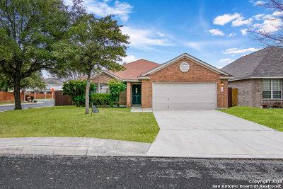 Bexar County Single Family Home New: 11538 Creek Bow