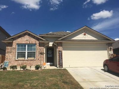 San Antonio Single Family Home New: 7918 Halo Circle