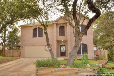San Antonio Single Family Home New: 4103 Knollspring