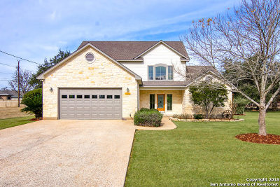 Bandera Single Family Home For Sale: 177 Knollwood Circle