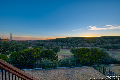 San Antonio Single Family Home New: 16827 Sonoma Ridge