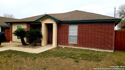 San Antonio Single Family Home New: 219 La Garde St