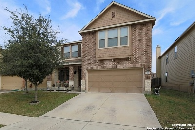 Cibolo Single Family Home New: 516 Gatewood Briar