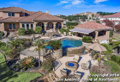 Helotes TX Single Family Home New: $927,500