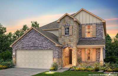 San Antonio Single Family Home New: 1639 Crown Daisy
