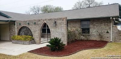 San Antonio Single Family Home New: 7119 George Burns St