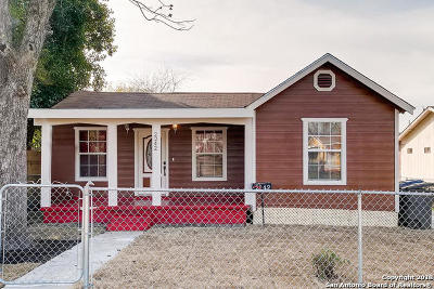 San Antonio Single Family Home New: 2242 Rivas St