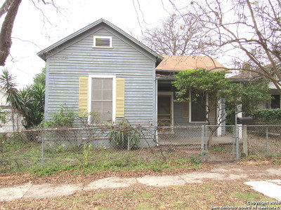 San Antonio TX Single Family Home New: $114,900