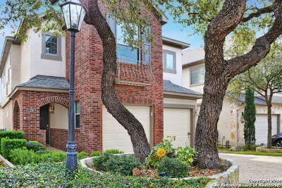 Stone Oak Single Family Home New: 1226 Nicholas Manor
