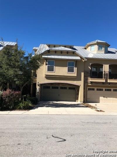 San Antonio Single Family Home New: 23943 Stately Oaks #23943