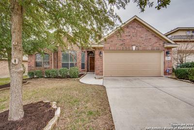 Bexar County Single Family Home New: 13014 Gordons Mott