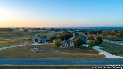 Bandera TX Single Family Home New: $845,000