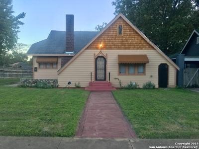 San Antonio Single Family Home New: 236 Furr Dr