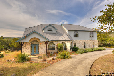 San Antonio Single Family Home New: 27565 Riata Ranch Dr