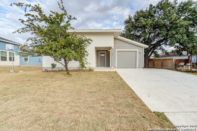 San Antonio Single Family Home Back on Market: 119 Villa Arboles