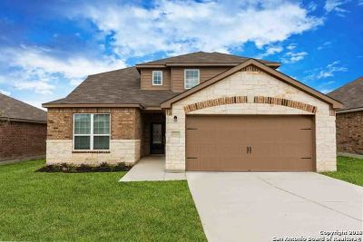 New Braunfels Single Family Home New: 6329 Hibiscus