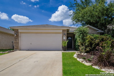 Bexar County Rental New: 4007 Canyon Pkwy