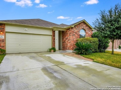San Antonio Single Family Home New: 6834 Fort Bend