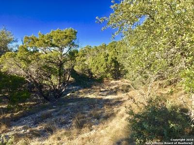 Canyon Lake Residential Lots & Land Active Option: 1280 Linda Dr