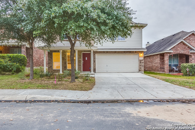 San Antonio Single Family Home Back on Market: 26722 Sparrow Ridge