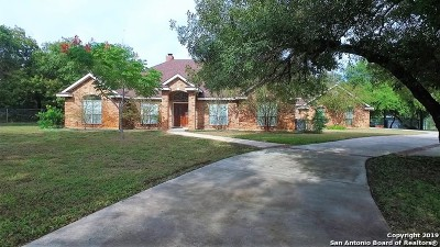 Floresville TX Single Family Home For Sale: $586,000