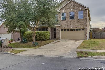 San Antonio Single Family Home New: 6772 Wayman Ridge