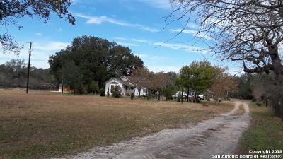 Atascosa County Single Family Home For Sale: 2166 W Fm 476