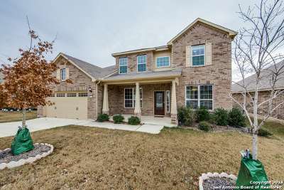 Bexar County Single Family Home New: 12830 Sandy White