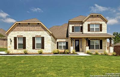 Castroville Single Family Home New: 164 Lantana Path