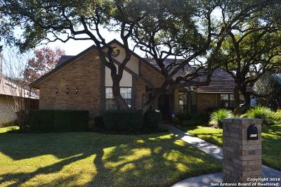 San Antonio Single Family Home New: 4222 Shadow Elm Woods