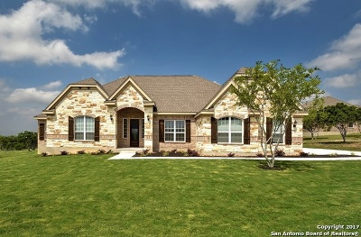 Castroville Single Family Home New: 257 Roundtop Hill