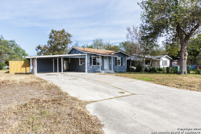 San Antonio Single Family Home New: 635 Clovis Pl