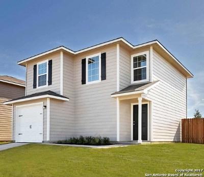 San Antonio Single Family Home New: 6230 Myrtle Pass