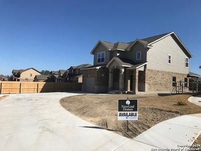 San Antonio Single Family Home New: 11307 White Tip