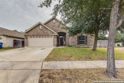 Guadalupe County Single Family Home New: 221 Burleson Dr