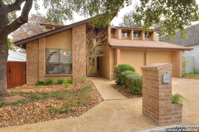 San Antonio Single Family Home New: 3466 River Path St
