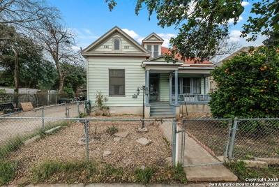 San Antonio Single Family Home New: 217 Lowell St