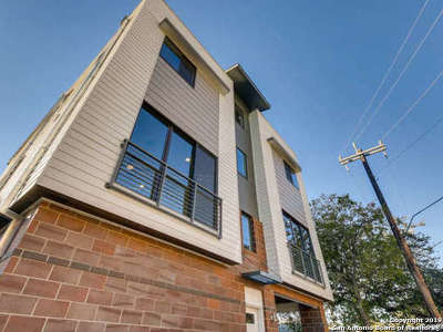 San Antonio Single Family Home New: 303 W Cypress St #202 #202