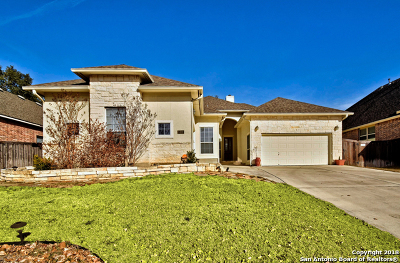San Antonio TX Single Family Home For Sale: $385,000