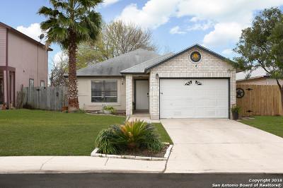San Antonio Single Family Home New: 8119 Hilltop Crst