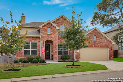 Boerne Single Family Home New: 9006 Craigs Gate